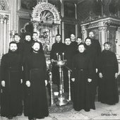 The Patriarchal Choir of Moscow - director Anatoli Grindenko