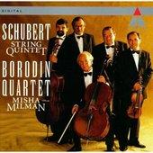 Schubert : String Quintet in C major D956 : III Scherzo - Presto