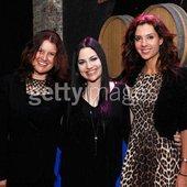 Paula Cole, Amy Lee & Ashley Arrison