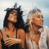 Frida and Agnetha