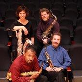 New Century Saxophone Quartet