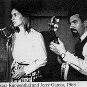 Jerry & Sarah; Jerry Garcia; Sarah Ruppenthal;/Jerry Garcia/Sarah Ruppenthal