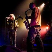 Live @ Bota, Brussels, 2009