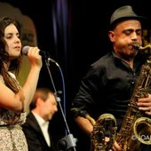 Andrea Motis and Joan