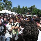 Brendan Suppression in the crowd