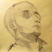 Mhortis_pJ Figure the Self-portrait