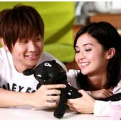 JJ Lin & Charlene Choi