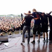 Made Of Hate on Sonisphere by Misiek Ślusarski