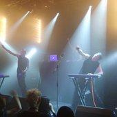 Live @ Summer Darkness Festival, Utrecht, 2009