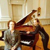 Anneke y Danny :)