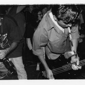 Live at Gilman Street Project, Berkeley, CA. 1997 Photo by Matt Average