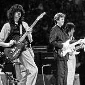 Eric Clapton & Jimmy Page