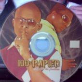 100-papier - Le CD