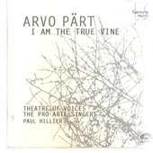 Arvo Pärt - Theatre of Voices, The Pro Arte Singers, Paul Hillier