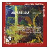 Isasi: Orchestral Works