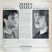 Reinhard Lakomy & Rainer Oleak