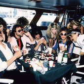 Van Halen having fun