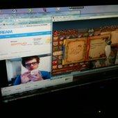 Webcamconcert Marc Boland