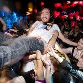 Steve Aoki @ Tattoo Rock Parlour, Toronto, CA
