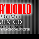 TO DA WORLD MIX CD 2009
