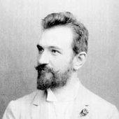 Josef Bohuslav Foerster v Hamburku (1896)