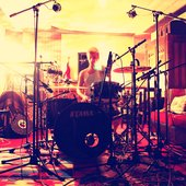 recording drums for demo 2010