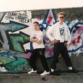 Severe & Dj Fame (Liam Howlett) 1988