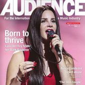 Lana Del Rey For AUDIENCE