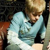 caleb with guitar 1