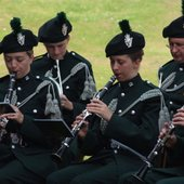 The Band Of The Royal Irish Rangers