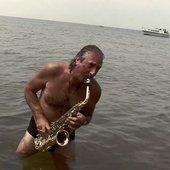 Saxophone Bikini Beach