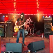 The Grand Astoria - Yellowstock Festival - 17th August 2012