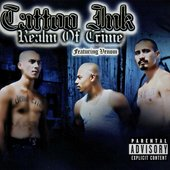 Tattoo Ink - Realm Of Crime
