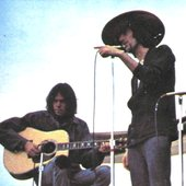 Neil Young & Graham Nash