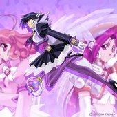 Corrector Yui, Ai e Haruna
