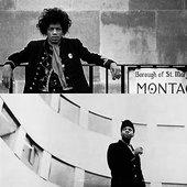 Jimi Hendrix & Larry Young