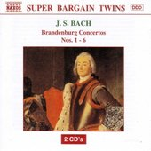 Brandenburg Concerto No. 6 in B flat major, BWV 1051: I. —