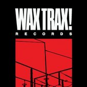 Wax Trax! Records Red Chicago Logo