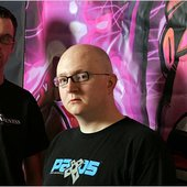 Mike Krahulik and Jerry Holkins