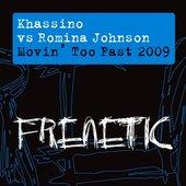 Khassino vs. Romina Johnson