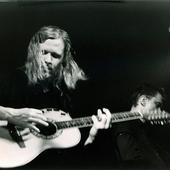 Michael Gira  Swans, Utrecht, Vrije Vloer, early 90s