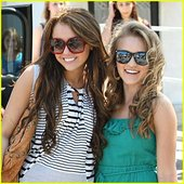 Miley Cyrus ft. Emily Osment