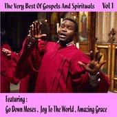 The Very Best Of Gospels And Spirituals Vol 1