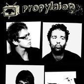 propylaion - band + logo