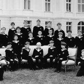 Wiener Sängerknaben / Vienna boys' choir [BW]