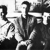 Bruce Gilbert, Graham Lewis & Russell Mills