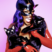 Azealia Banks for Playboy