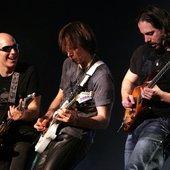 G3 - Satriani, Vai, Petrucci