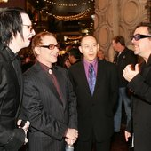Manson, Elfman, Reubens e Burton