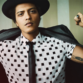Bruno Mars for GQ Magazine